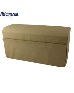 "Nova Kraft/Natural Multifold Towel 9.0"" X 9.45""  (4000/cs)"