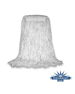 Cotton Cut End Wet Mop 4ply White 1/pcs
