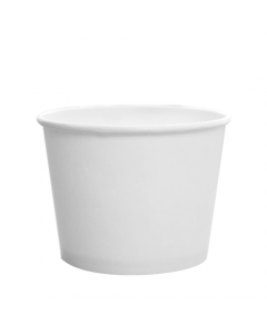 12oz Lollicup Poly Paper Container (1000/cs)