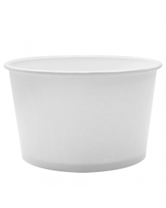16oz Lollicup Poly Paper Container (1000/cs)
