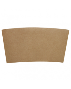 HOT CUP SLEEVE F/10/20-OZ JAVA (500/CS)