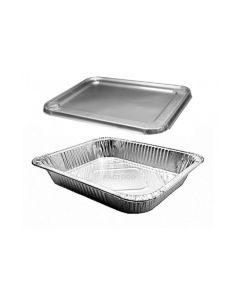 Empress Foil Lid for Full Size SteamTable Pan (50/cs)