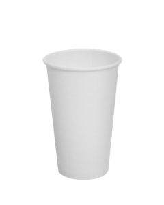 Karat 16oz Paper Hot Cup White (1000pcs)