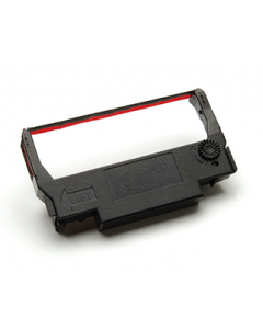 2433-95 Epson Register Ribbon Black/Red