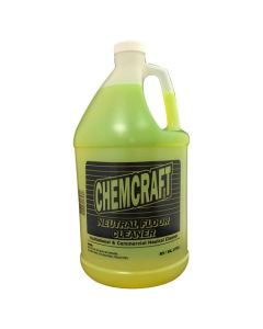 Chemcraft Neutral Floor Cleaner 1 Gallon(4pcs)