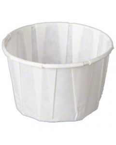 2.5oz Paper Portion Cup
