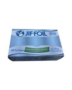 FOIL SHEETS 9X10.75 SILVER
