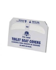Empress Toilet Seat Covers - Half Fold (20/250) 5000psc