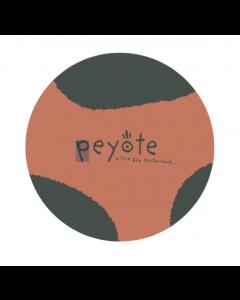 Peyote Coaster (2500/cs)
