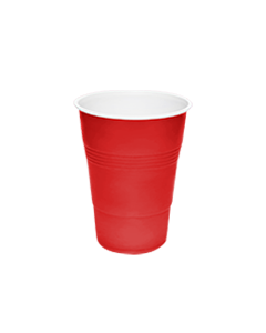Red 16oz Party Cup Sleeve (20ct)